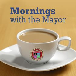 Mornings With the Mayor