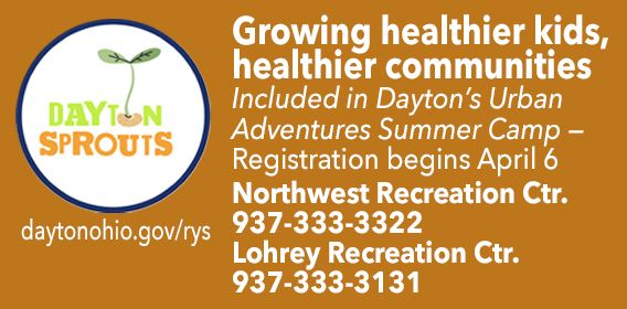 Dayton Sprouts Healthy Kids Health Communities