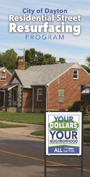 Your Dollars, Your Neighborhood Street Paving Cover Art