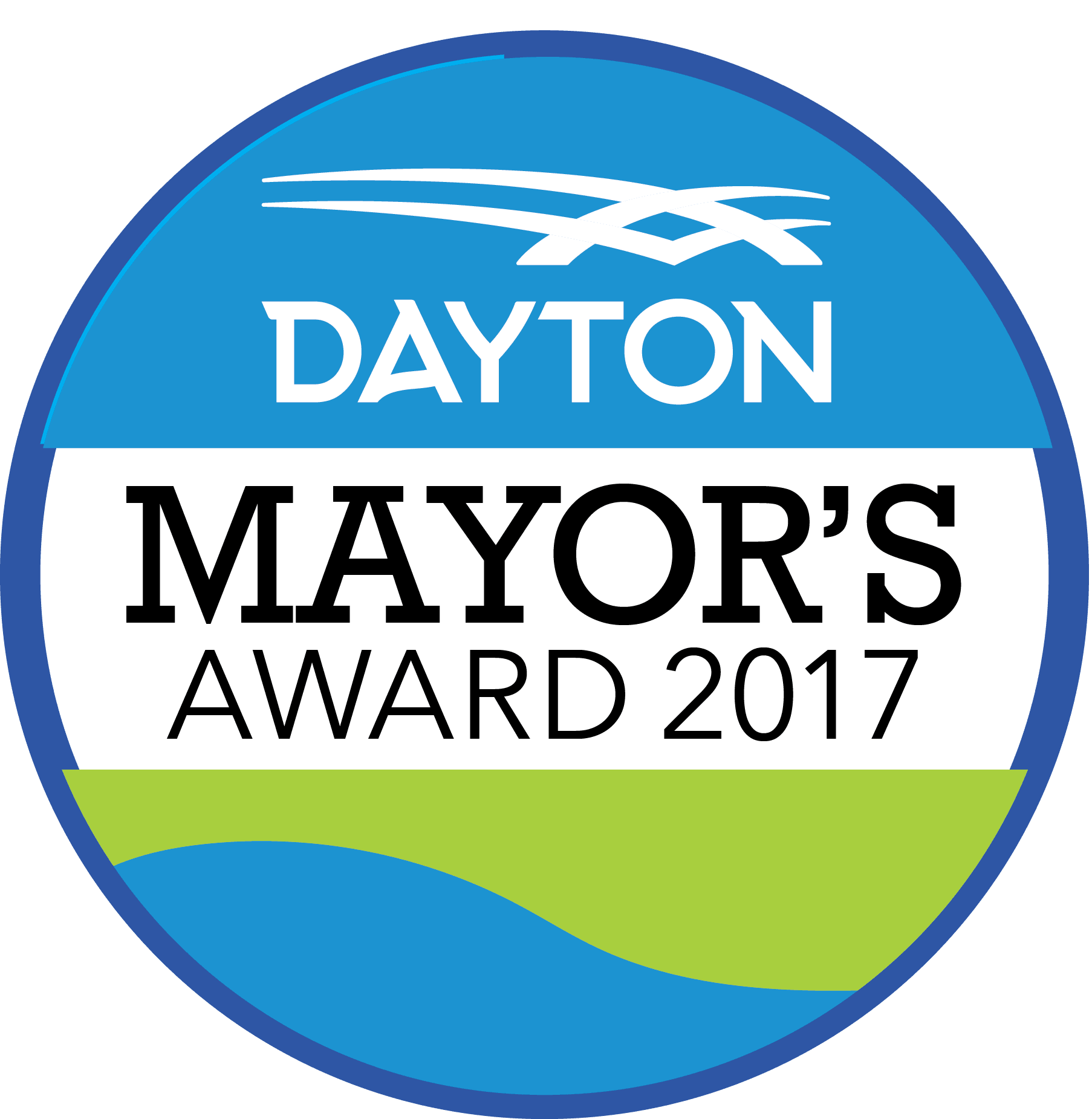 Mayors Award logo