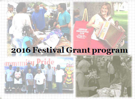 Fest Grants Collage