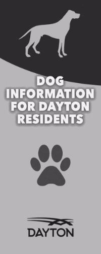 Dog Information for Dayton Residents Resized