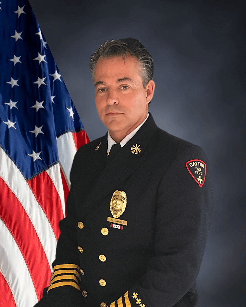 Deputy Chief Lykins Picture