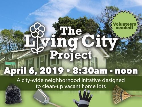 Living City Project Flier