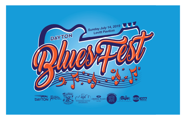 Blues Festival Flier