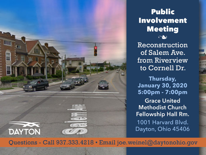 Salem Ave. Public Meeting Flier 1-30-2020