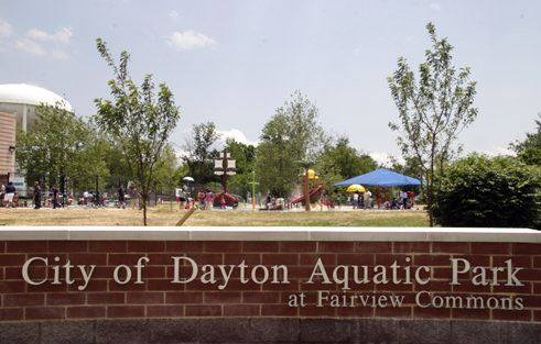 Fairview Commons Aquatic Park