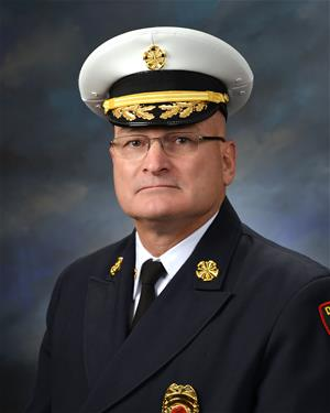 Chief Jeffrey Payne